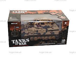 Детский военный танк на радиоуправлении, 2171, фото