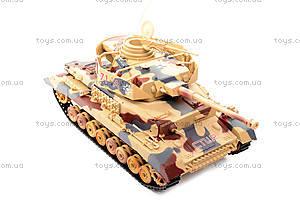 Детский военный танк на радиоуправлении, 2171