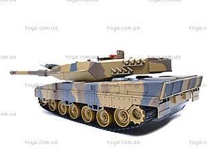 Детский военный танк, на управлении, 516-10A, фото