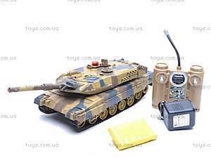 Детский военный танк, на управлении, 516-10A, игрушки