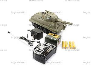 Детский военный танк, р/у, EA12286, купить