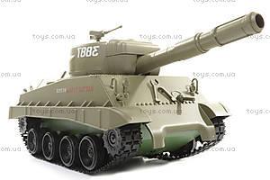 Детский военный танк, р/у, EA12286