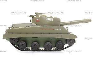 Детский военный танк, р/у, EA12286, игрушки