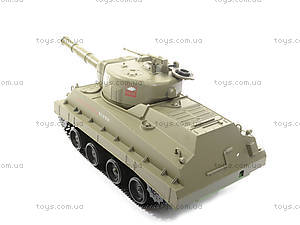 Детский военный танк, р/у, EA12286, детские игрушки