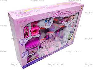 Детский замок для кукол, 8012