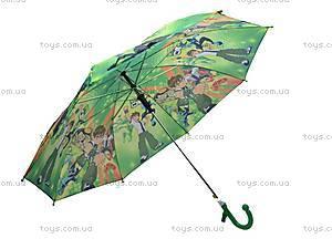 Детский зонт с героями мультфильмов, 031-8, фото
