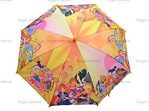 Детский зонт с героями мультфильмов, 031-8, цена