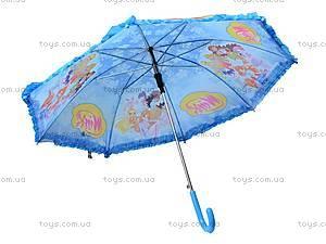 Детский зонт Winx, E01368, фото