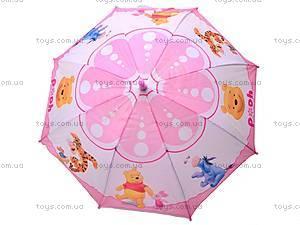 Детский зонтик с картинками, 031-6, фото