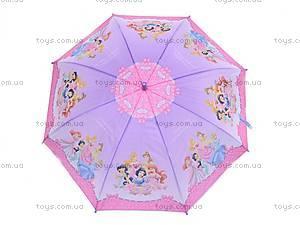 Детский зонтик с мультгероями, E03109, цена