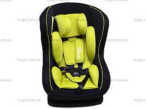 Детское автокресло Corvet, green, BT-CCS-0002 GREEN, купить
