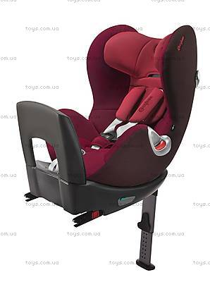 Детское автокресло Sirona Plus «Poppy red», 513105010