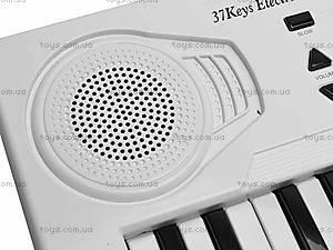 Детское игрушечное пианино, 3718, фото