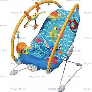 Детское кресло-шезлонг «Подводный мир», 1802706130, купить