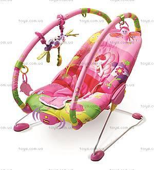 Детское массажное кресло «Крошка-принцесса», 1800206830
