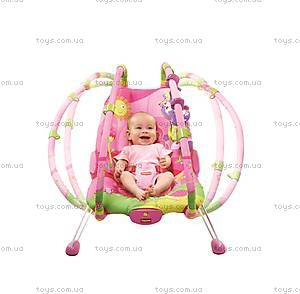 Детское массажное кресло «Крошка-принцесса», 1800206830, фото