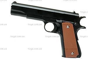 Детское металлическое оружие, с пулями, G29, фото