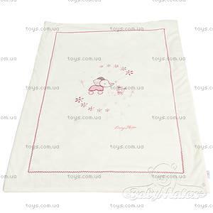 Детское одеяло на выписку Pinni, розовое, 0205-10