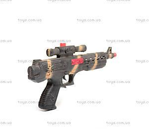Детское оружие «Автомат», 338-3, купить
