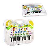 Детское пианино «Поющие друзья», PK39FY, купить