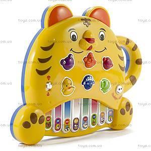 Детское пианино «Тигренок», 8806-6, купить