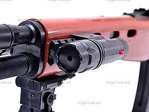 Детское ружье на пульках, M890B, купить