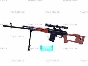 Детское ружье на пульках, M890B