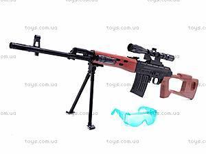 Детское ружье на пульках, M890B, цена