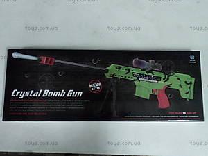 Детское ружье с гелевыми пульками, M630