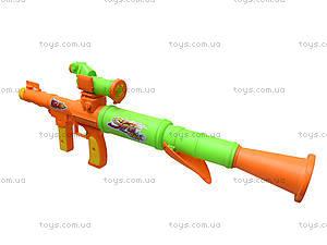 Детское ружье, с набором, 1122A, детские игрушки