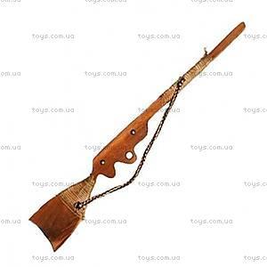 Детское ружье из дерева, 171861у