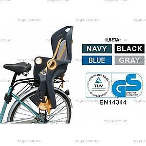 Детское велокресло TILLY до 22 кг., BT-BCS-0007, toys.com.ua