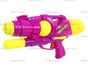 Детское водяное оружие с накачкой, 3068, фото
