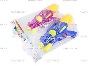 Детское водяное оружие с накачкой, 3068