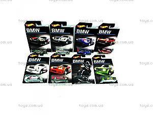 Детские автомобили BMW от «Hot Wheels»,