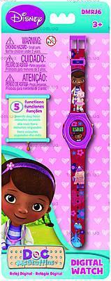 Детские часы «Доктор Плюшева», DMRJ6