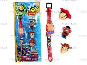 Детские часы «История игрушек»,