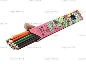 Детские цветные карандаши, 12 штук, WXBB-US1-3P-12, отзывы