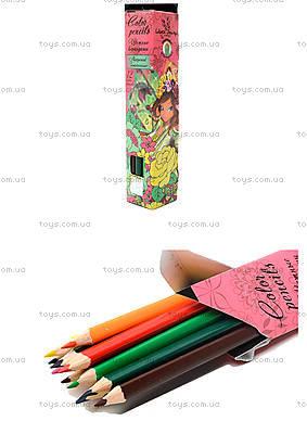 Детские цветные карандаши, 12 штук, WXBB-US1-3P-12