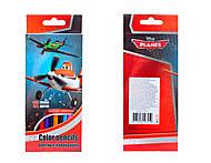 Детские цветные карандаши, PLAB-US1-P-12, купити