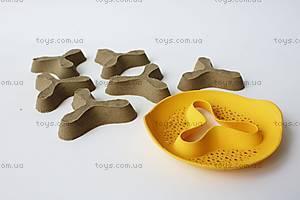 Детские формочки для ванны и пляжа STAR FISH, 170518, игрушки