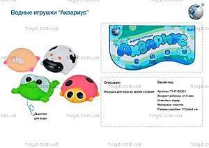 Детские животные для ванной «Аквариус», ESA617-HD