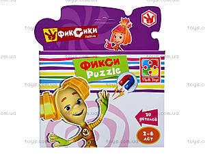 Детские магнитные фигурные пазлы «Фиксики», VT1504-25, фото
