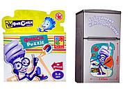 Детские магнитные фигурные пазлы «Фиксики», VT1504-25, доставка