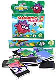 Детские магнитные фигурные пазлы Смешарики, VT1504-30, отзывы