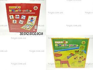 Детские магнитные пазлы в коробке, 799A899A