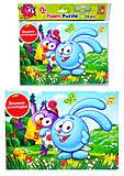 Детские Мягкие пазлы «Смешарики», VT1102-09, купить