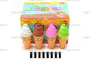 Детские мыльные пузыри «Мороженое», 120 мл, JT514