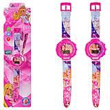 Детские наручные часы электронные для девочки 2 вида, JD932B, отзывы