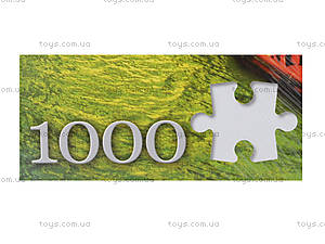 Детские пазлы 1000 элементов, 1000покнов, фото